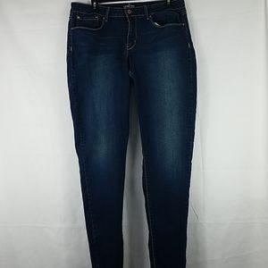 Levi Modern Skinny Jean's size 16
